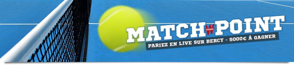 Match Point : Andreas Seppi - Pablo Cuevas
