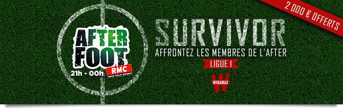 Survivor : 16e journée