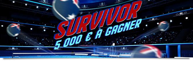 Survivor : Quarts de finale