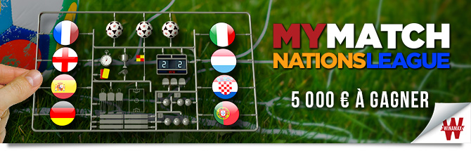 MyMatch Ligue des Nations