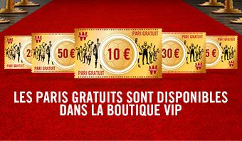 Paris Gratuits Boutique