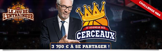 Le seigneur des cerceaux - Contests 50 €
