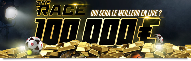 The Race 100 milles euros