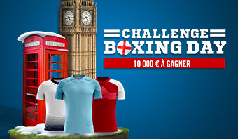 Challenge Boxing Day
