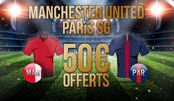 Manchester United vs Paris SG