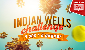 Indian Wells Challenge