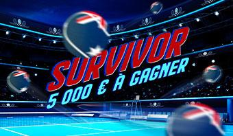 Survivor Open d'Australie