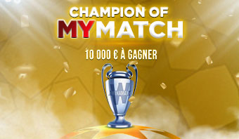 Champion of MyMatch