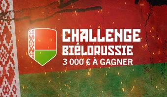 Challenge Biélorussie