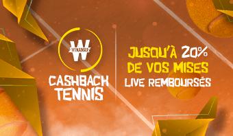 Cashback Tennis