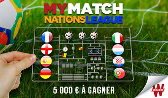 MyMatch Nations League