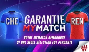 Garantie MyMatch