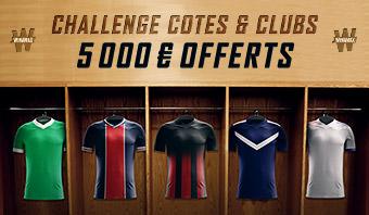 Challenge Cotes & Clubs