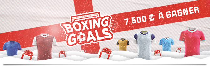Challenge : Boxing Goals