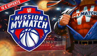 Mission MyMatch Basket