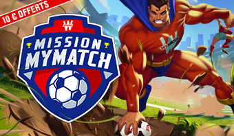 Mission MyMatch Football