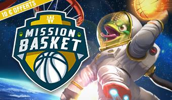Mission MyMatch Basket