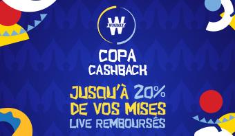 Copa Cashback
