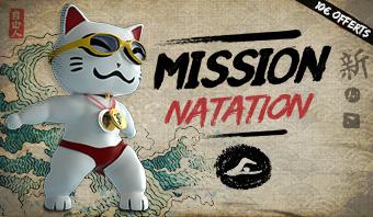Mission Natation