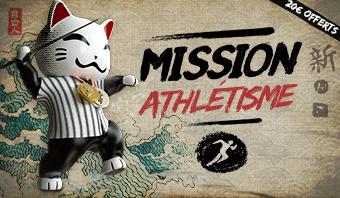 Mission Athlétisme