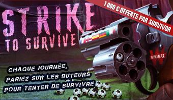 Strike to Survive
