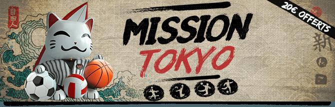 Mission Tokyo