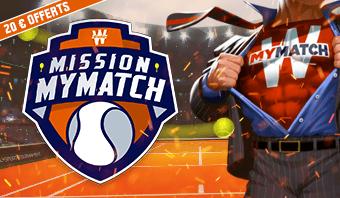 Mission MyMatch Tennis