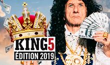 Le KING 5