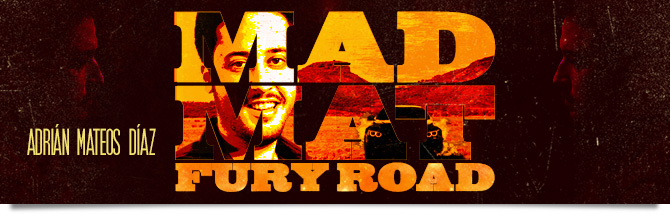 Mad Mat fury road
