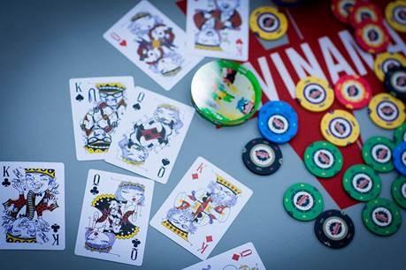 Programme poker