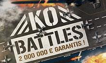 k.o battles