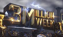 3 Million Week KO