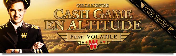 Cash Game en altitude - Classement Razz