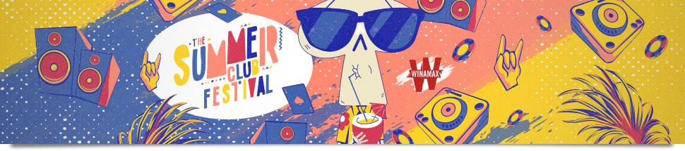 Summer Club Festival - POKERSAVOIE