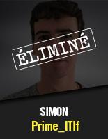 Prime_ITIf éliminé