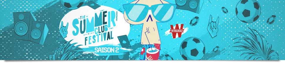 Summer Club Festival - Classement Général