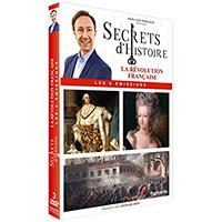DVD Secrets d'Histoire