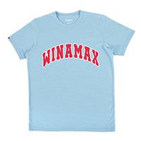 Tee shirt bleu Winamax