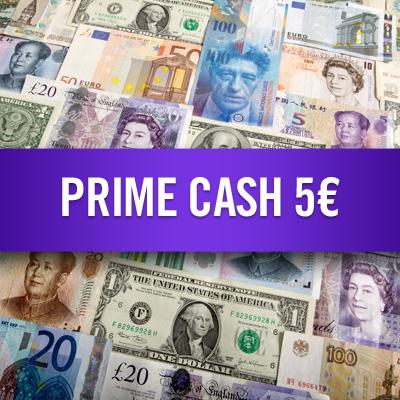 Prime Cash 5 €