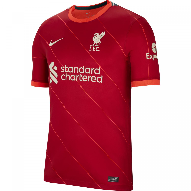 Camiseta Liverpool FC Stadium Primera Equipación 2021-2022
