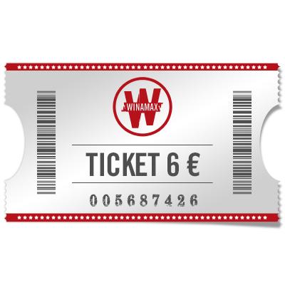 Ticket 6 €