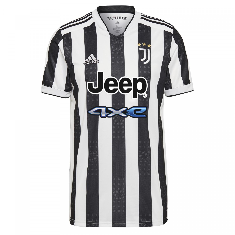 Camiseta Juventus Primera Equipación 2021-2022