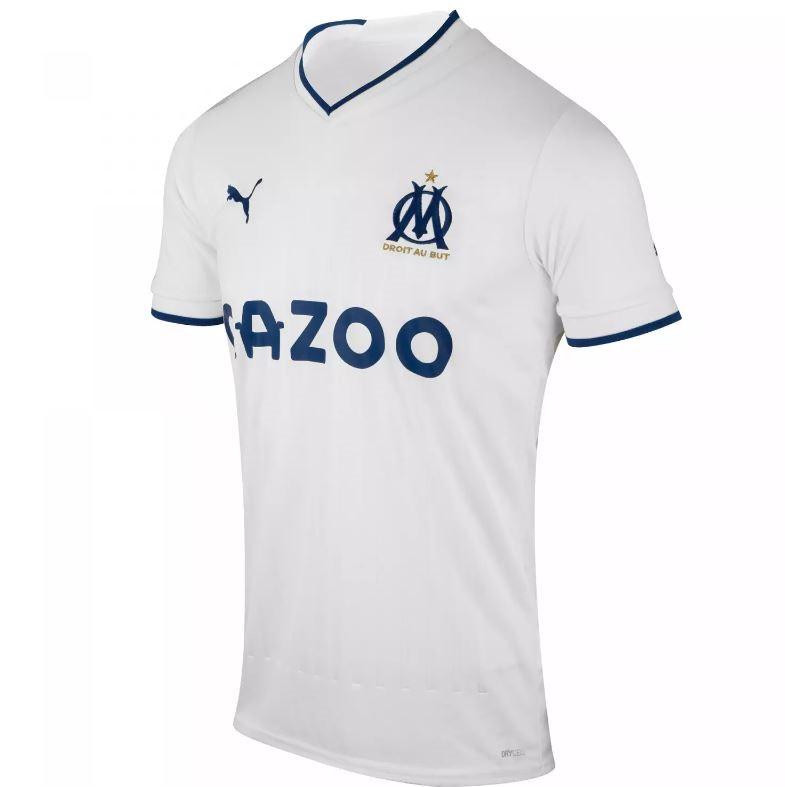Maillot de football OM domicile adulte 2021/22