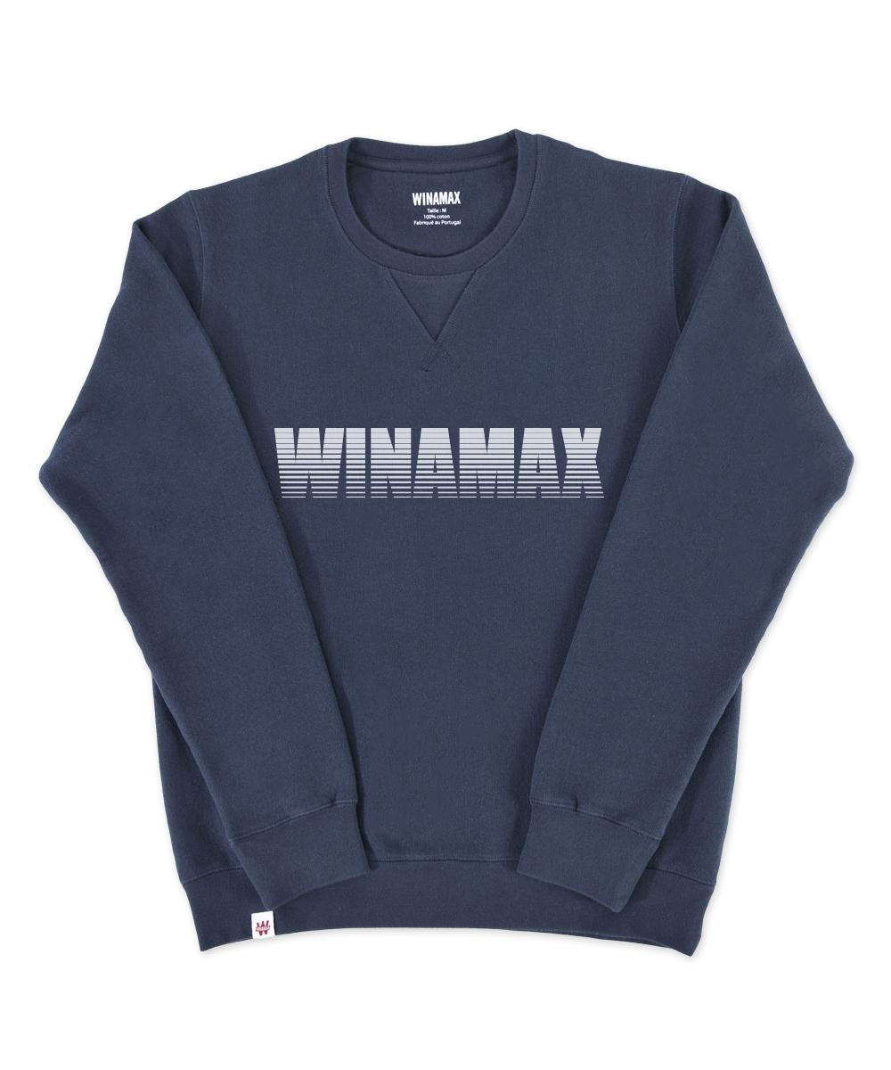 """Sweat-Shirt Crewneck Homme """"Miramax""""<br /> <i><u>(plusieurs coloris disponibles)</u></i>"""