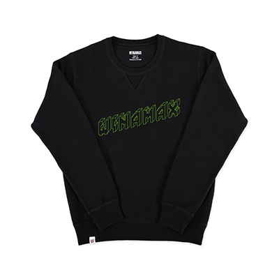 Sweat-Shirt Crewneck Homme Geek
