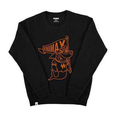 """Sweat-Shirt Crewneck Homme """"Shark"""""""