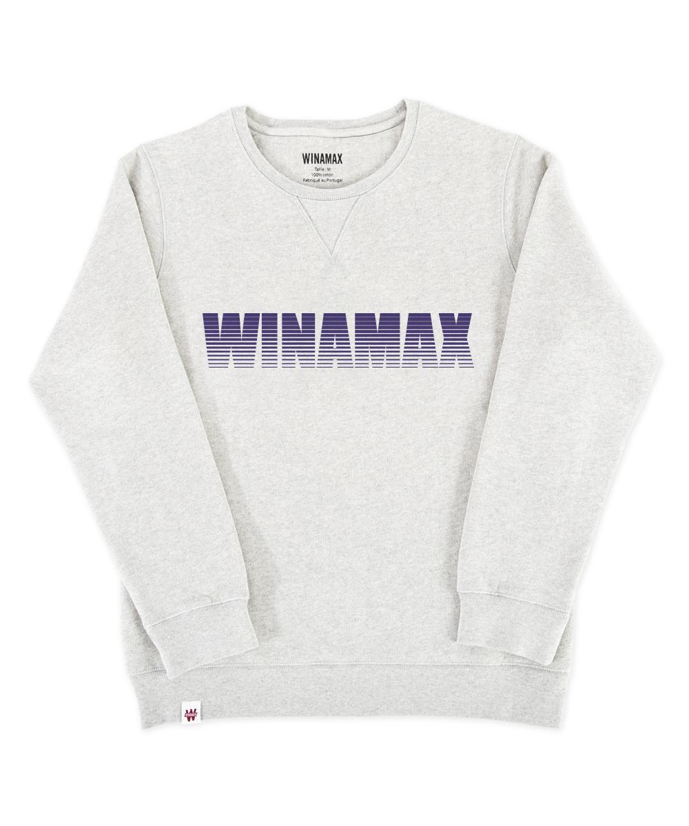 """Sweat-Shirt Femme """"Miramax""""<br /> <i><u>(plusieurs coloris disponibles)</u></i>"""
