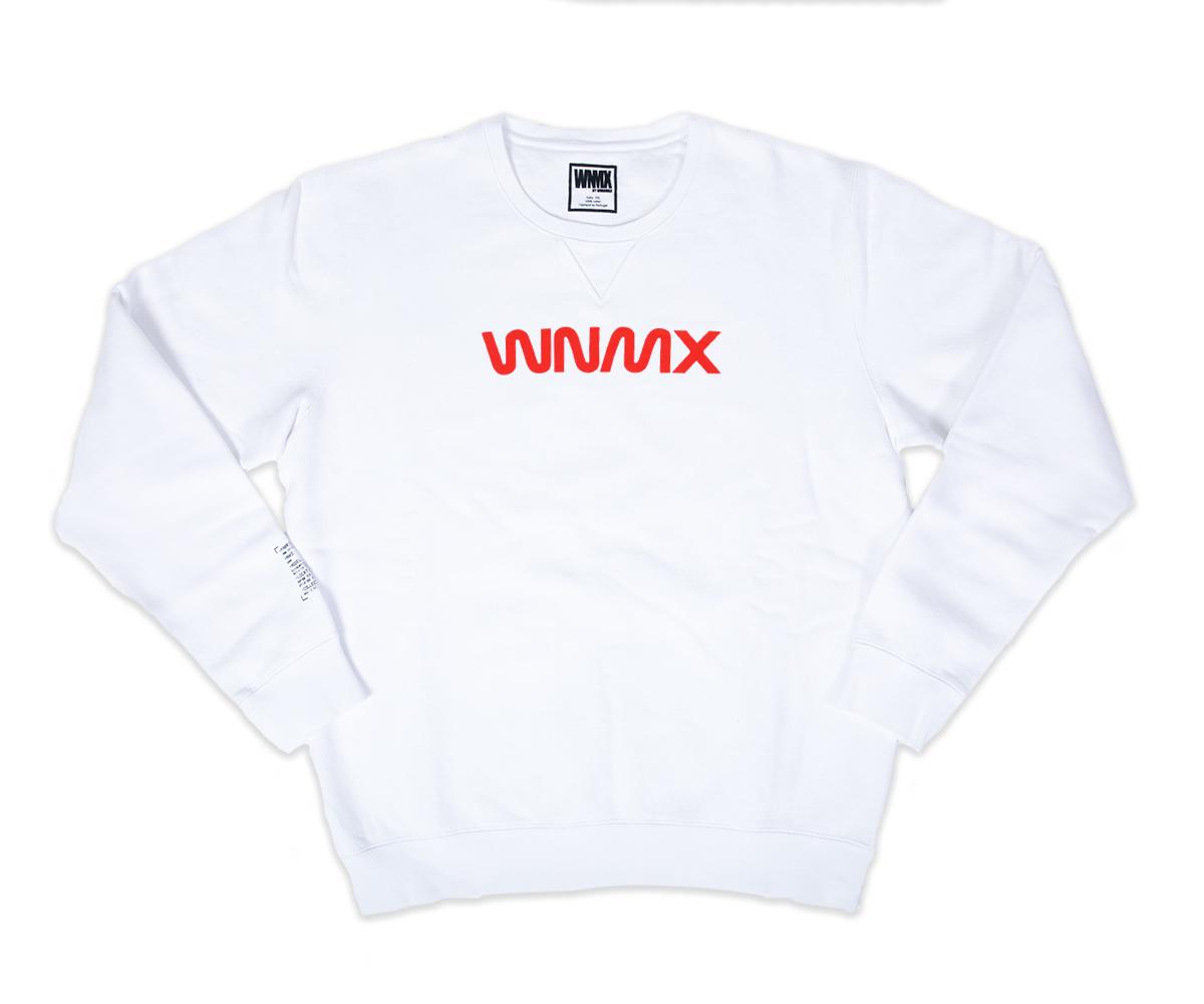 Sweatshirt Crewneck WNMX