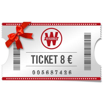 Ticket Expresso 8 € para regalar