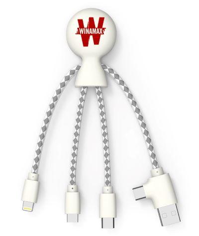 Mr Bio - Multi cable adaptador